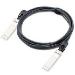 "AddOn Networks SFP+/SFP+ 4m InfiniBand cable 157.5"" (4 m) SFP+ Black"