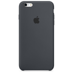 Apple iPhone 6s Silicone Case - Charcoal Grey