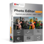 Avanquest InPixio Photo Editor Premium Edition 1 Lizenz(en) Elektronischer Software-Download (ESD) Deutsch