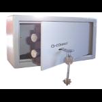 Q-CONNECT KF04387 safe In-floor safe Cream 6 L