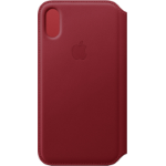 "Apple MRWX2ZM/A mobile phone case 14.7 cm (5.8"") Folio Red"