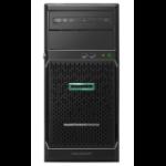 Hewlett Packard Enterprise ProLiant ML30 Gen10 (ENTML30-003) server Intel Xeon E 3.3 GHz 8 GB DDR4-SDRAM 56 TB Tower (4U) 350 W