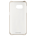 """Samsung Clear Cover 5.1"""" Cover Gold"""