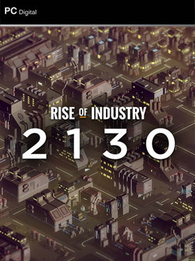 Nexway Rise of Industry: 2130 Video game downloadable content (DLC) PC/Mac/Linux Inglés