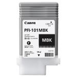 Canon PFI-101MBK Origineel Zwart