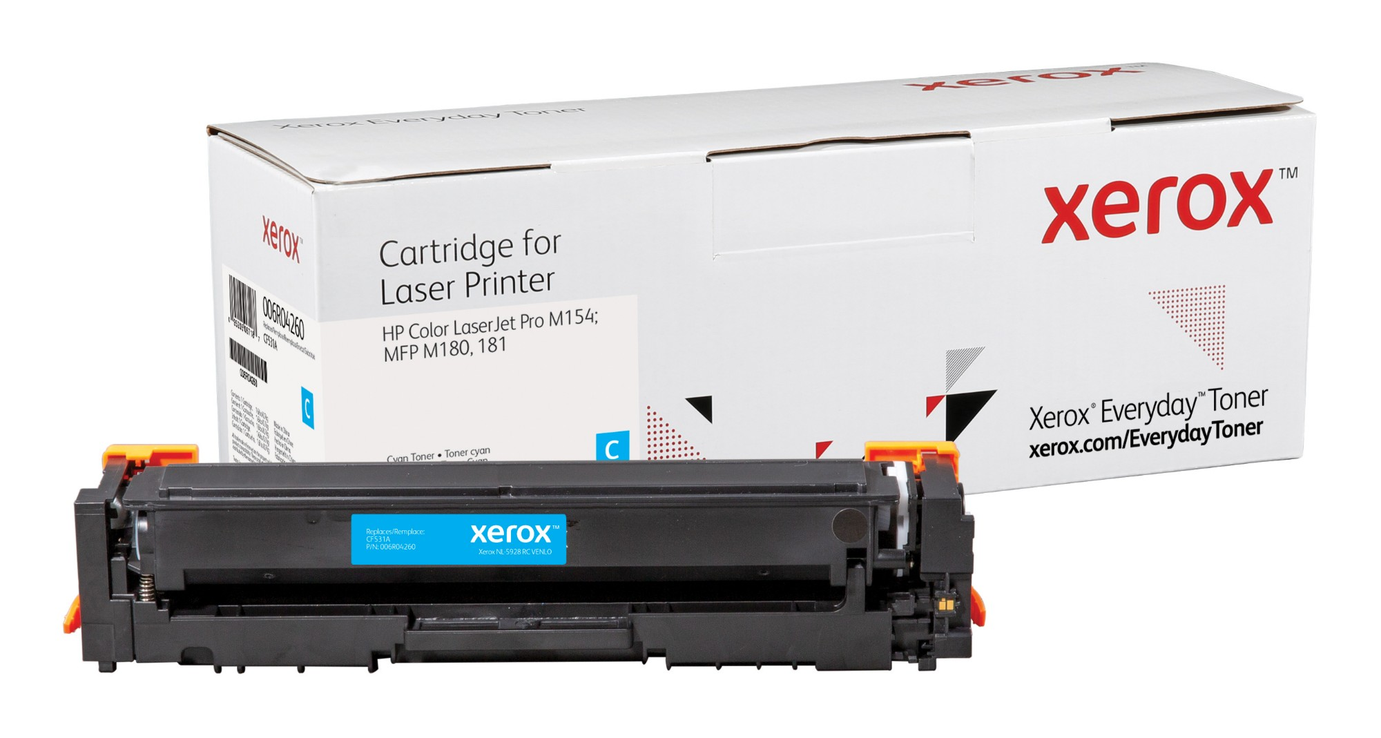 Xerox 006R04260 compatible Toner cyan, 900 pages (replaces HP 205A)