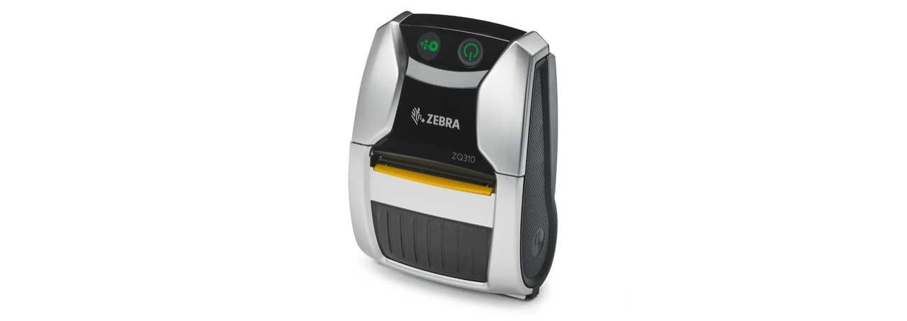 Zebra ZQ310 Térmica directa Impresora portátil Inalámbrico y alámbrico