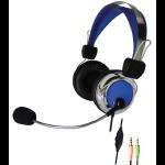 Shintaro Stereo Headset with Boom Microphone