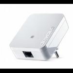 Devolo ADVANCED mini 1000 Mbit/s Ethernet LAN White 1 pc(s)