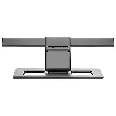 "HP Dual Hinge II Notebook Stand Negro 43,9 cm (17.3"")"
