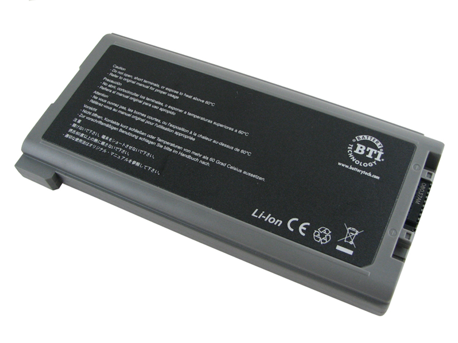 Battery For Compaq Presario 1200/ 1600 ( Lithium Ion )