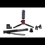 Praktica Z360 4K Camera Kit including 32GB MicroSD Card & 4 in 1 Tripod - Black