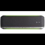 POLY altavoz Universal USB/Bluetooth Negro