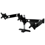 ARCTIC Z3 Pro (Gen 1) Desk Mount Triple Monitor Arm with 4-Ports USB 3.0 Hub