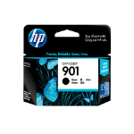 HP 901 Black Black ink cartridge