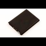 CoreParts MBXSO-BA0010 mobile phone spare part Battery Black, White
