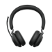 Jabra Evolve2 65, MS Stereo Headset Head-band USB Type-C Bluetooth Black