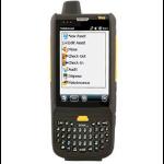 "Wasp HC1 handheld mobile computer 3.8"" 800 x 480 pixels Touchscreen 13.8 oz (390 g) Black,Yellow"