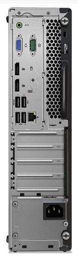 LENOVO ThinkCentre M720 SFF, i3-8100, 4GB RAM, 1TB HDD, DVD/RW, KB/Mouse, Win10 Pro, 1Yr Onsite Warranty