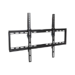 "Proper Ultra Slim Tilting TV Bracket for 37""-70"" 70"" Black flat panel wall mount"