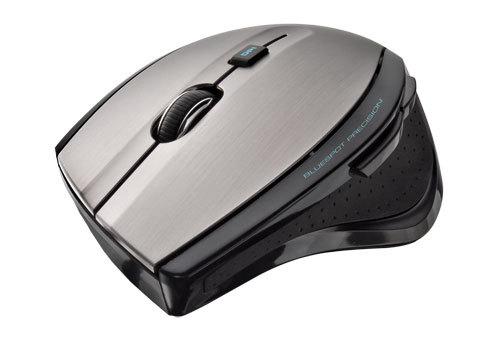 Trust MaxTrack Wireless ratón RF inalámbrico Óptico 1000 DPI mano derecha