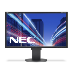 "NEC MultiSync EA224WMi 21.5"" Full HD IPS Black computer monitor"