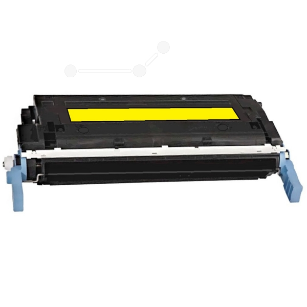 Dataproducts 57470YE compatible Toner yellow, 8K pages, 1,361gr (replaces HP 641A)