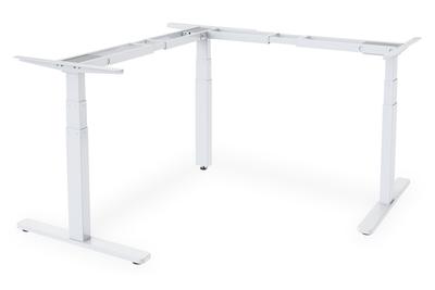 Digitus DA-90386 standing desk frame Electric 3 legs White