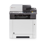 KYOCERA ECOSYS M5521cdw 1200 x 1200DPI Laser A4 21ppm Wi-Fi Black,White multifunctional