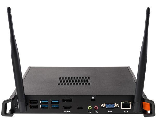 iiyama SPC5802BC embedded computer 8th gen Intel® Core™ i5 256 GB SSD 8 GB