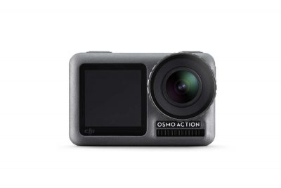 "DJI Osmo Action action sports camera 4K Ultra HD CMOS 12 MP 25.4 / 2.3 mm (1 / 2.3"") Wi-Fi 124 g"