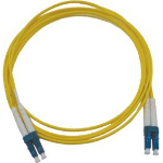 ProLabs LC-LC OS1 3m 3m 2x LC 2x LC Yellow fiber optic cable