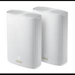 ASUS ZenWiFi AX Hybrid (XP4) Dual-band (2.4 GHz / 5 GHz) Wi-Fi 6 (802.11ax) White 2 Internal