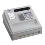 Sharp XEA-147WH cash register LED