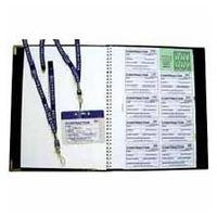 IDENT IBADGE CONTRACTOR BOOK 100 INSERTS