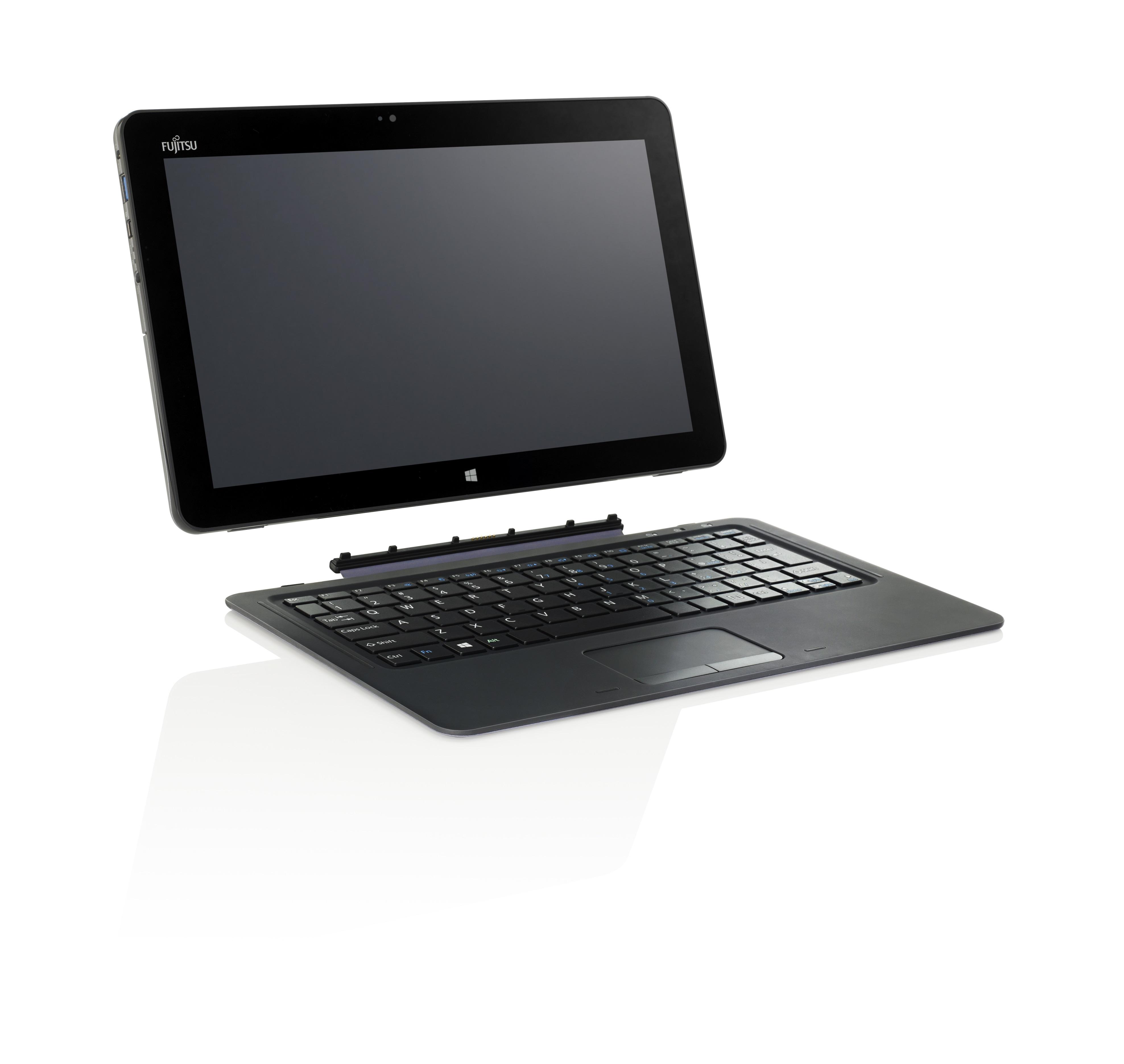 Fujitsu STYLISTIC R726 256GB Black