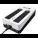 Eaton 3S700I sistema de alimentación ininterrumpida (UPS) En espera (Fuera de línea) o Standby (Offline) 700 VA 420 W 8 salidas AC