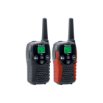 Qtx 270.505UK two-way radio 8 channels Black,Red