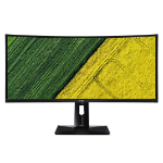 """Acer CZ340CK 34"""" UltraWide Quad HD IPS Black Curved computer monitor"""