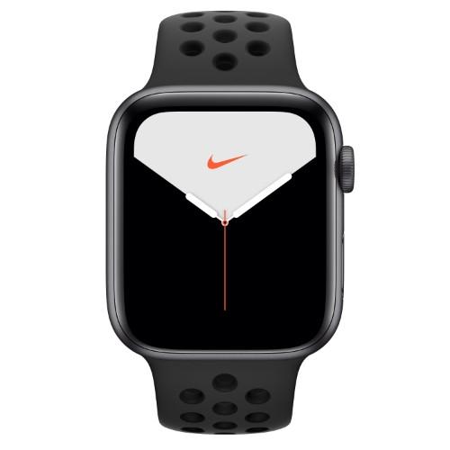 Apple Watch Nike Series 5 smartwatch OLED Gray 4G GPS (satellite)