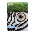 Epson Fine Art Cotton Smooth Natural A4 25 Sheets