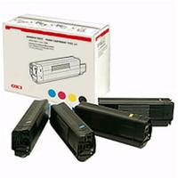 OKI 43112702 Toner MultiPack, 15K pages