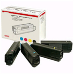 OKI 43112702 Toner MultiPack, 15K pages