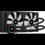 Corsair iCUE H115i RGB PRO XT computer liquid cooling Processor