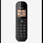 Panasonic KX-TGC412EB DECT Caller ID Black telephone