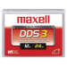 Maxell 200025 blank data tape DDS 4 mm