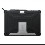 "Urban Armor Gear UAG-SFPRO4-BLK-VP tabletbehuizing 31,2 cm (12.3"") Folioblad Zwart"