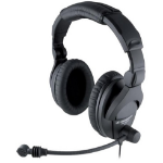 Sennheiser HME 280 Binaural Head-band Black headset