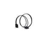 Silverstone CP11 SATA cable 0.3 m Black