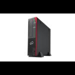 Fujitsu CELSIUS J550/2 3.4GHz i5-7500 SFF Black, Red PC